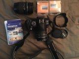 Фотоаппарат olympus e-510. Фото 1.
