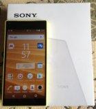 Sony xperia z5 compact желтый. Фото 1.