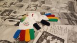 Перчатки олимпиада сочи 2014. Фото 1.