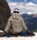 Сноубордическая куртка новая. Фото 1.
