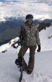 Сноубордическая куртка новая. Фото 3.