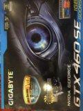 Видеокарта geforce gtx 460 se 1gb. Фото 4.
