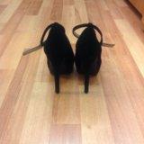 Замшевые туфли centro. Фото 3.