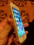 Iphone 5s 16 gb gold. Фото 3.