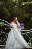 Свадебные платья. Фото 2.