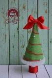 Новогодний подарок! интерьерная елочка. Фото 1.