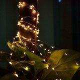Новогодняя гирлянда. Фото 1.