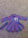 Платье рубашка от 2.5/3 лет. Фото 1.