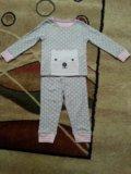 Пижама новая mothercare р92. Фото 1.