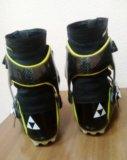 Лыжные ботинки. Фото 3.