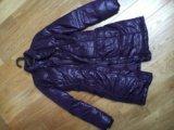 Куртка пальто осень. Фото 2.