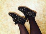 Ботинки сапоги сапожки. Фото 1.