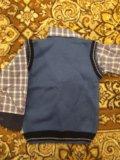 Кофта-рубашка. Фото 1.