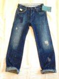 Indigo eccentrics джинсы selvedge 34х34. Фото 1.