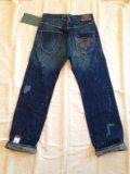 Indigo eccentrics джинсы selvedge 34х34. Фото 2.