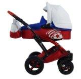 Детская коляска, tako laret flag, 2в1. Фото 2.