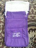 Конверт для санок и коляски 98-48 см. Фото 1.