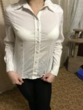 Белая рубашка. Фото 4.