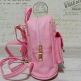 Розовый рюкзачок. Фото 2.