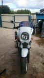 Мотоцикл хонда сб1000. Фото 2.