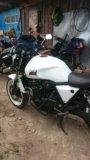 Мотоцикл хонда сб1000. Фото 3.