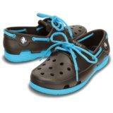 Топсайдеры crocs. Фото 1.