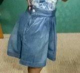 Юбка джинсовая. Фото 3.