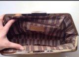 Новая кожаная сумка/клатч acasta. Фото 3.