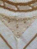 Нарядное платье 140. Фото 3.