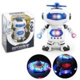 Новая игрушка робот. Фото 2.