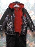 "Комбинезон с курткой""wonder kids""раз.5т. Фото 2."