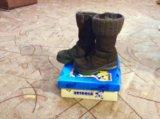 Зимние сапоги primigi. Фото 1.