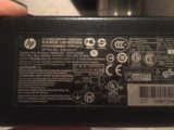 Зарядное устройство для ноутбука hp. Фото 2.