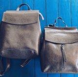 Модные сумки рюкзаки. Фото 1.