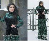 Новое платье в пол от rimma allyamova. Фото 2.