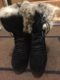 Ботинки зимние. Фото 4.