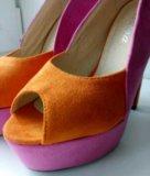 Очень красивые новые туфли. Фото 3.