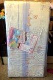 Кроватка трансформер + матрац+ пеленальный столик. Фото 3.