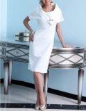 """Белое платье """"и в пир , и в мир"""". Фото 1."""