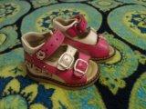 Профилактические сандалии. Фото 1.
