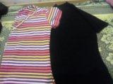 Безрукавка,футболка. Фото 4.
