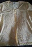 Пижамная кофта. Фото 1.