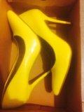 Яркие туфли. Фото 2.