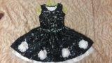 Детское праздничное платье. Фото 3.