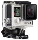 Экшн камера go pro hero 4 silver. Фото 1.