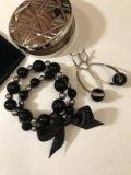 Серьги и браслеты из агата. Фото 3.