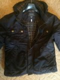 Куртка armani jeans б/у. Фото 1.