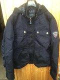 Куртка armani jeans б/у. Фото 4.
