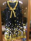 Платье, одевала пару раз. Фото 1.