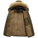 Куртка зимняя ххл новая. Фото 1.